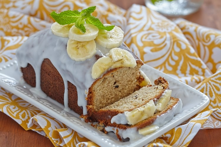 Photo of Banana cake recipe