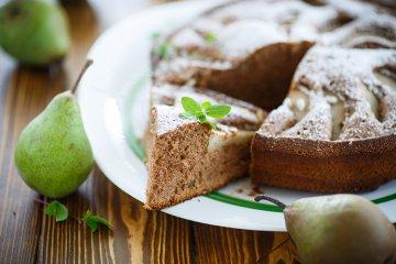 Pear Chocolate Cake