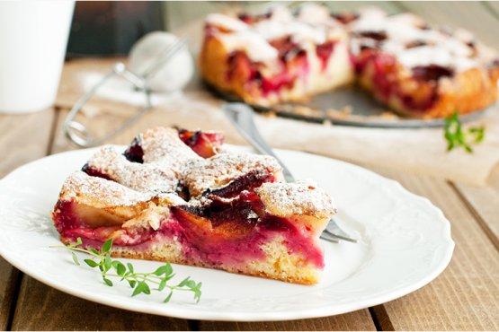 Photo of Plum cake recipe |  CookScool.com