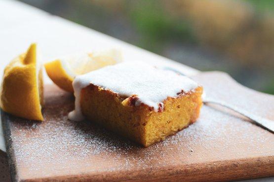 Photo of Lemon Cake with Quark – Recipe
