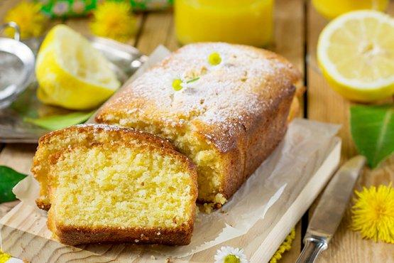 Photo of Juicy lemon cake – recipe