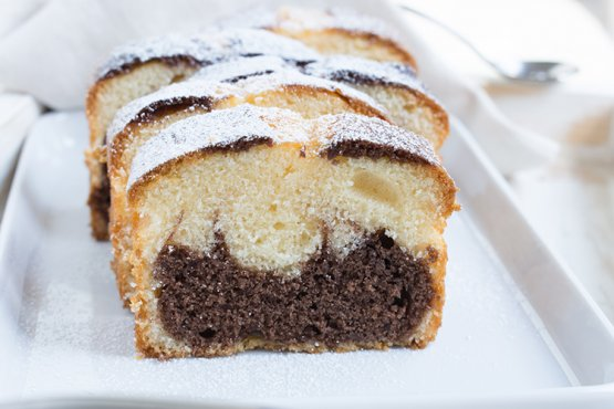 Photo of Zebra cake – recipe
