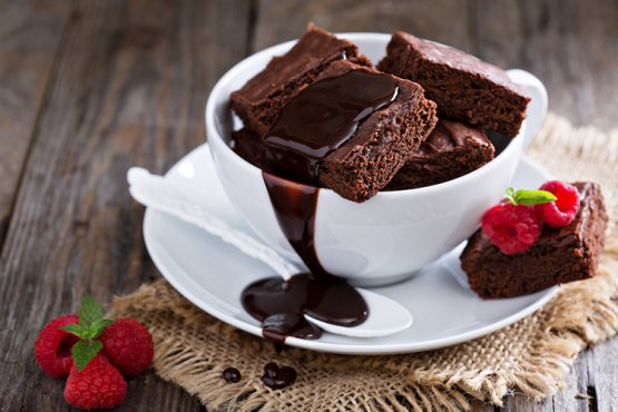Photo of Vegan Chocolate Brownies – Recipe