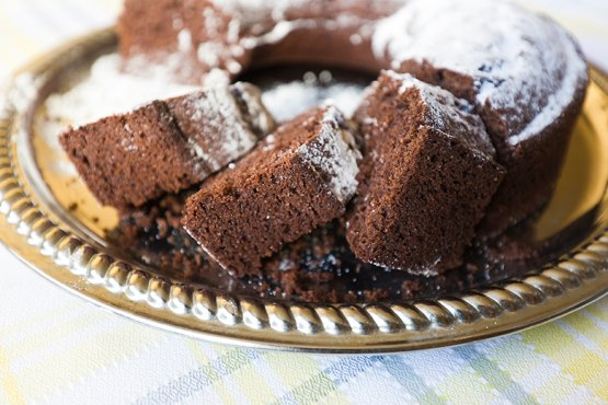 Photo of Vegan cocoa sponge cake – recipe