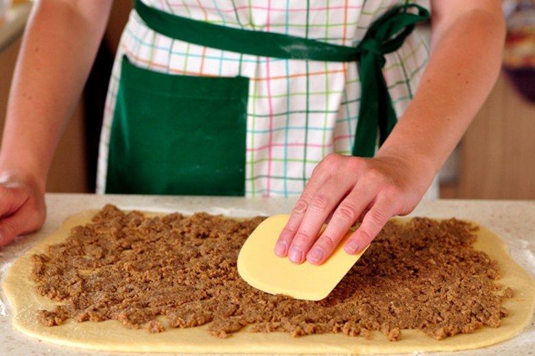 Walnut Potica - Slovenian Nut Cake