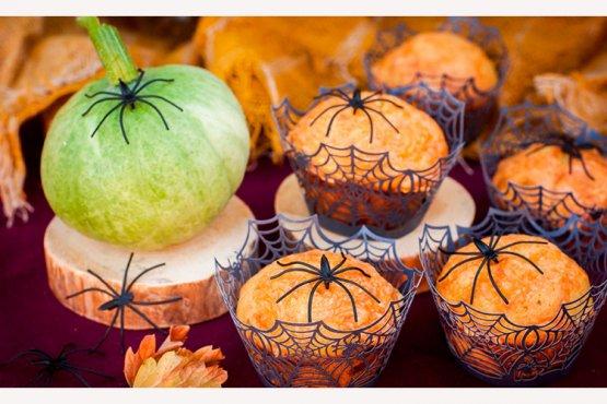Photo of Halloween Muffins – Baking School