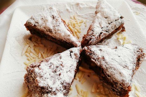 Photo of Chocolate cake with nutmeg squash – recipe