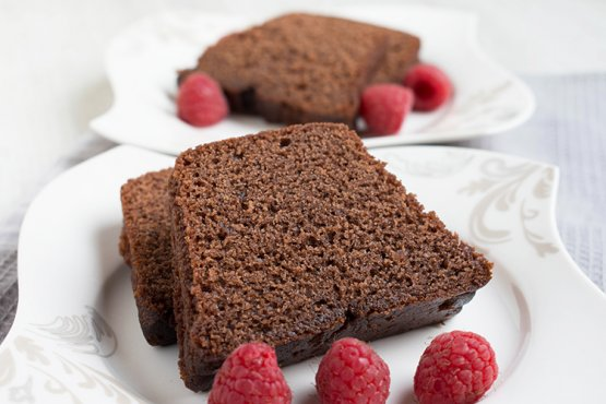 Photo of Chocolate cake with wine recipe