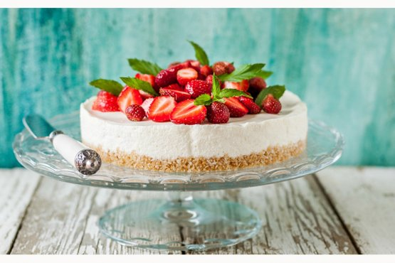 Photo of Simple cheesecake