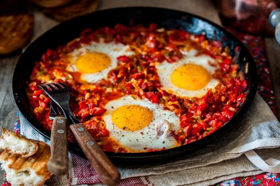 Photo of Shakshouka