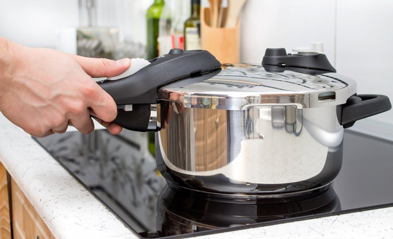 With the help of a pressure cooker, meals can be prepared quickly, inexpensively and gently.