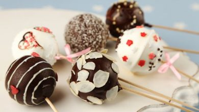Photo of Make cake pops yourself