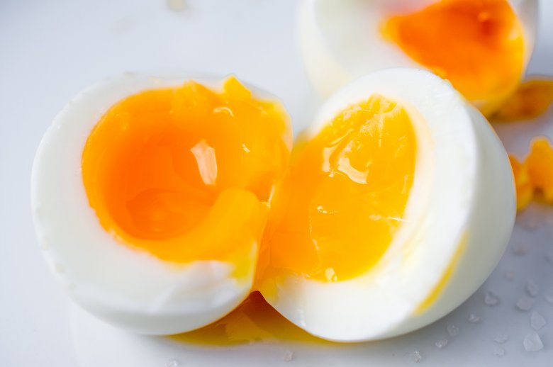 For many people, a soft-boiled egg symbolizes the perfect breakfast egg.