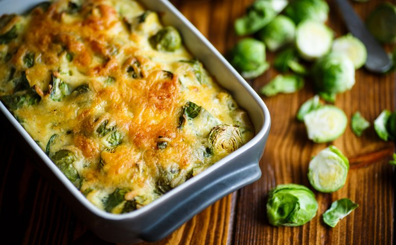 Brussels sprouts can be cooked in a number of ways.