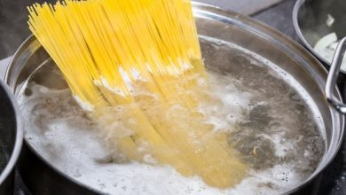 Photo of Cooking pasta