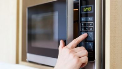 Photo of Microwave cooking