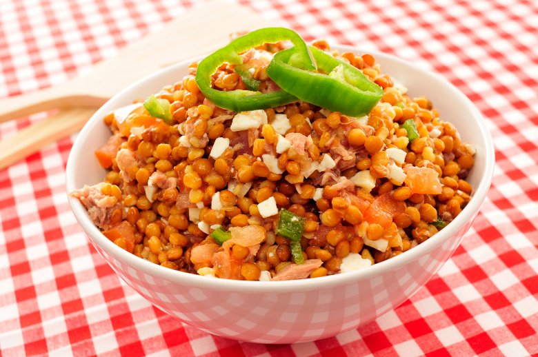 Healthy and nutritious dishes can be prepared with lentils.