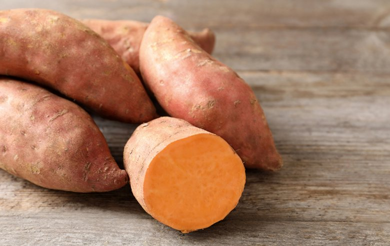 Sweet potatoes can be used in many ways in the kitchen.