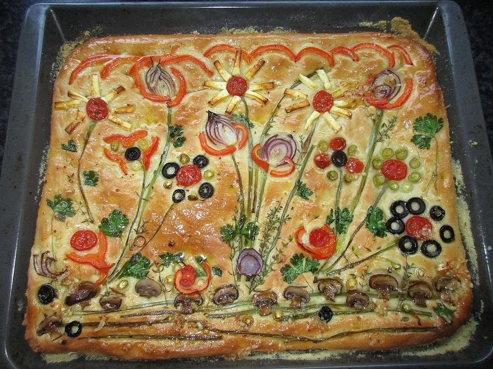 Photo of Homemade Italian Focaccia Bread from CookBakery