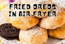 Photo of How To Make Fried Oreos In Air Fryer
