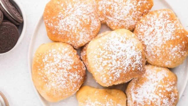 how to make fried oreos in air fryer with crescent rolls